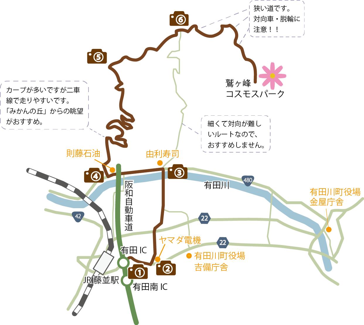 有田 川町 の 天気